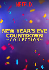 New Year's Eve Countdown Collection Netflix BR (Brazil)